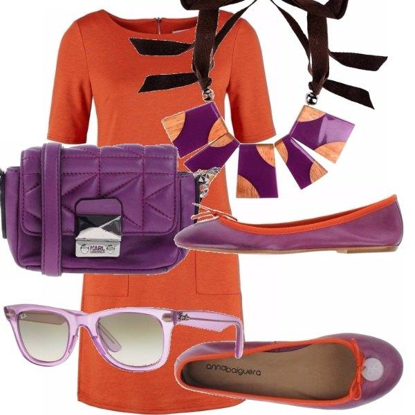 Outfit Per chi ama il colore