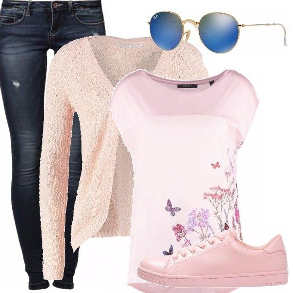 Outfit Una passeggiata in primavera