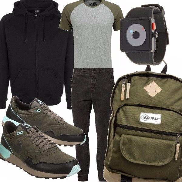 Outfit Con gli amici