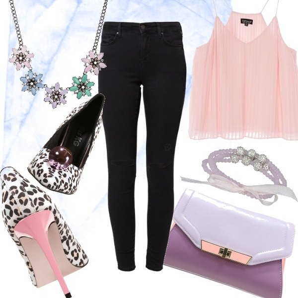 Outfit Candy Chic