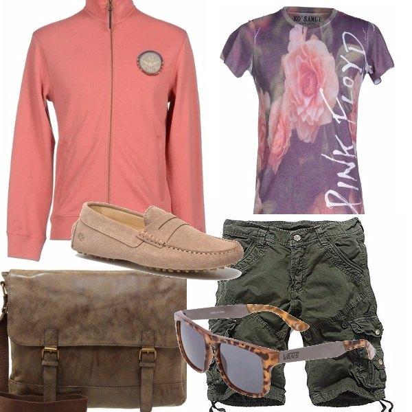 Outfit Grinta e stile!