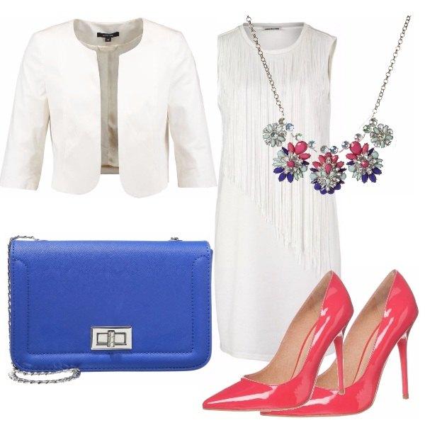 Outfit A tutta frangia