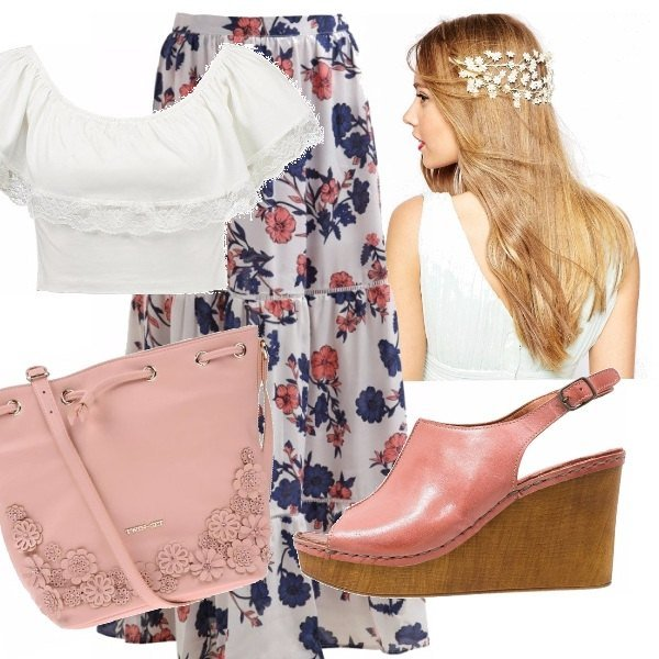 Outfit Flower in spring/summer 2016