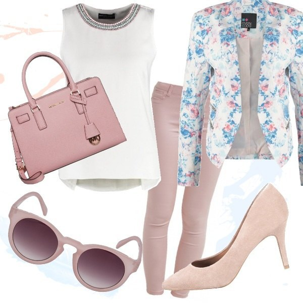 Outfit Spring Office Style