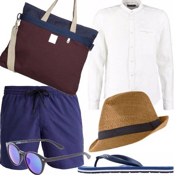 Outfit Primo giorno di mare