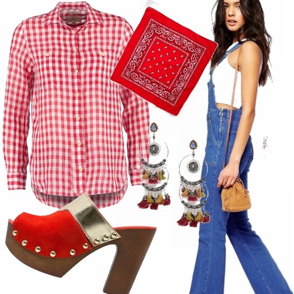 Outfit Gipsy 70's