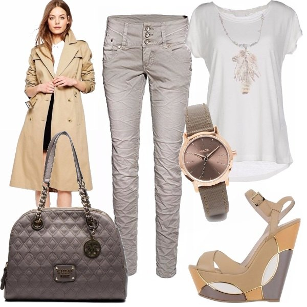Outfit Toni neutri mon amour!
