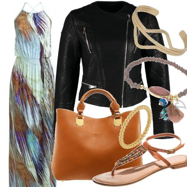 Outfit Etno-Rock