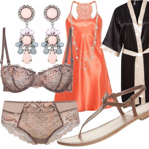 Outfit Notte di tentazioni