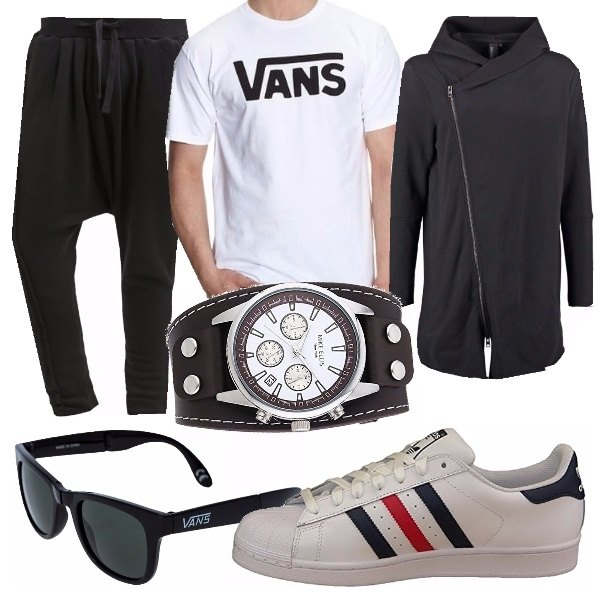 Outfit L'uomo sportivo
