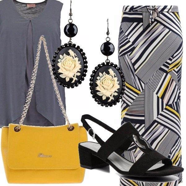 Outfit Curvy elegantissimo !