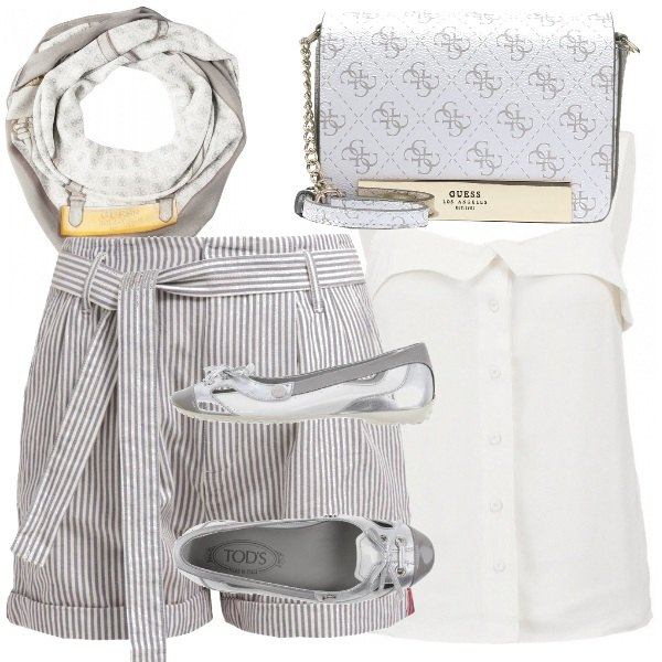 Outfit Easy grey