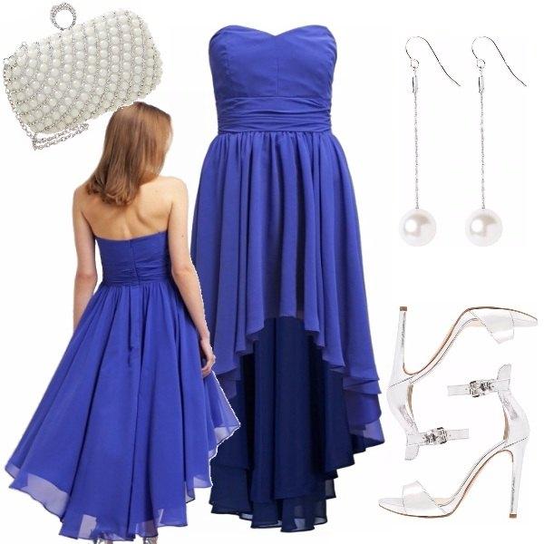 Outfit Snorkel blue per le tue feste estive