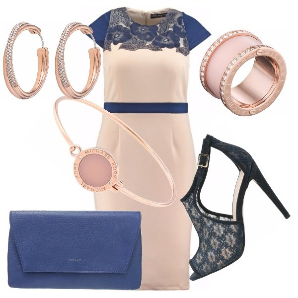 Outfit Curvy in pink