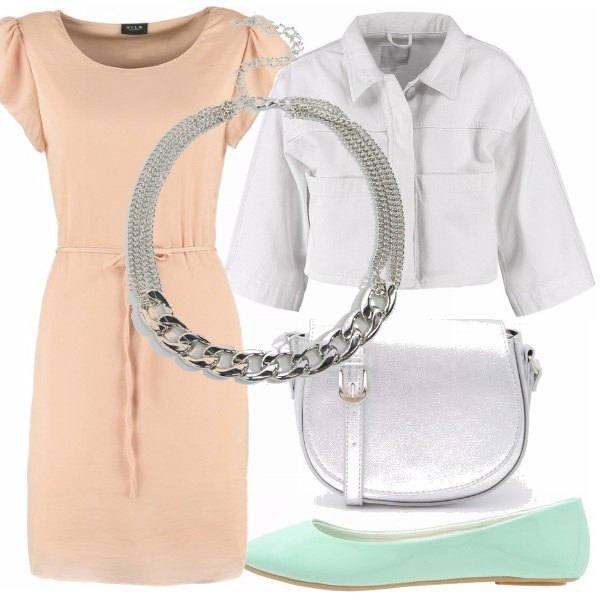 Outfit Chic in ballerine