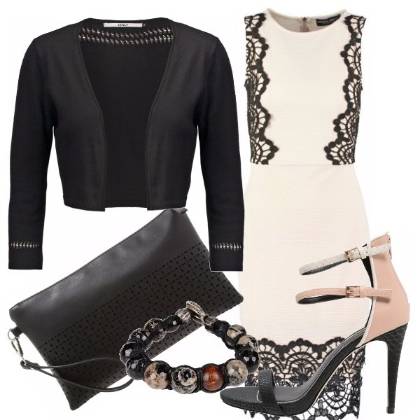 Outfit B&b - blush & black