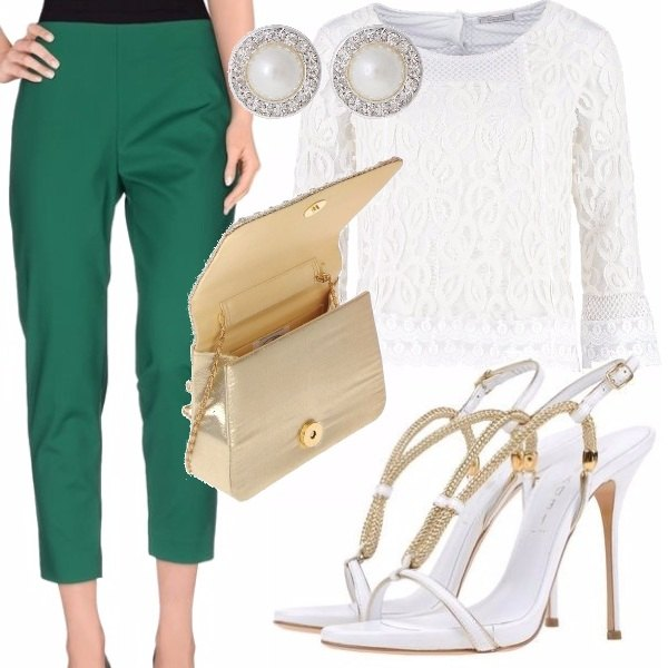 Outfit Con il pantalone verde?