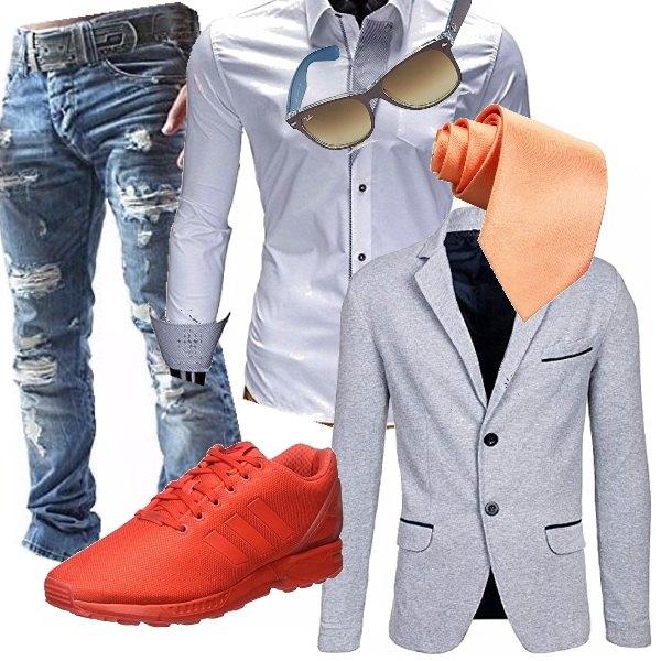 Outfit Elegante sportivo