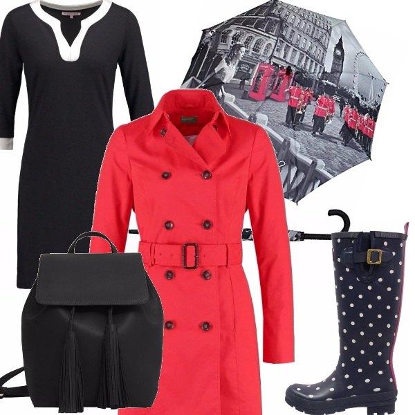 Outfit Pioggie di primavera...