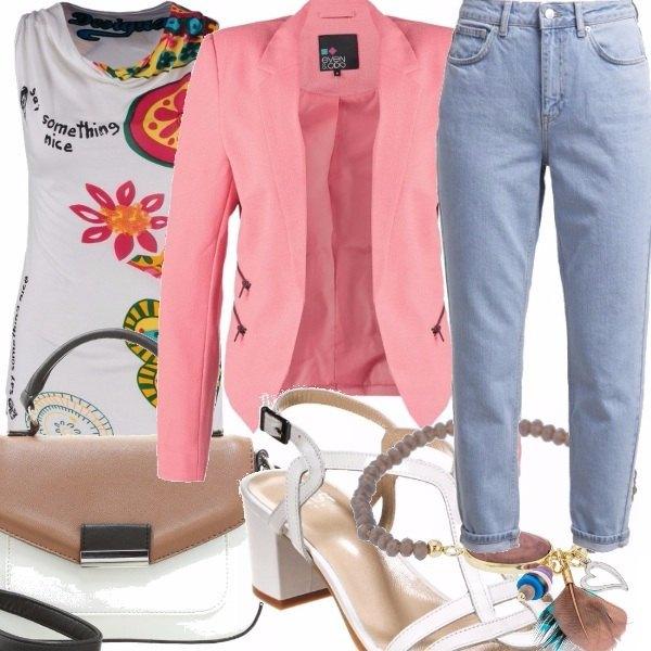 Outfit Risvolto & tacco