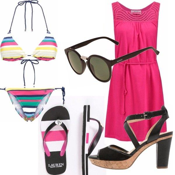 Outfit Una giornata al mare!