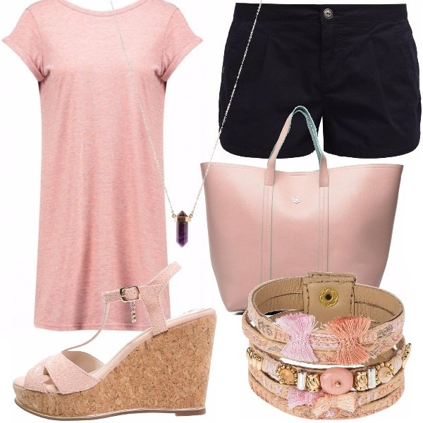 Outfit Passione shorts