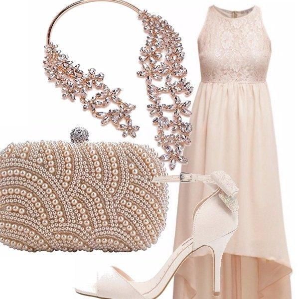 Outfit La damigella della sposa