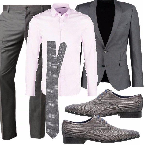 Outfit Impiegato di banca (plus size)