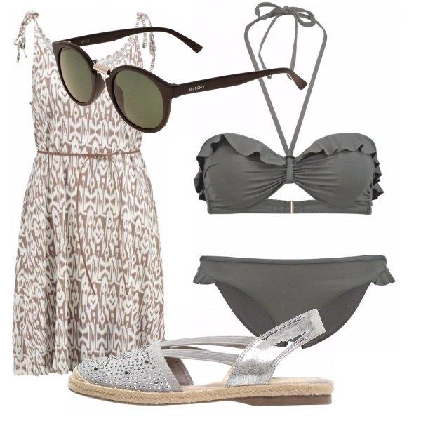 Outfit Eleganti anche al mare