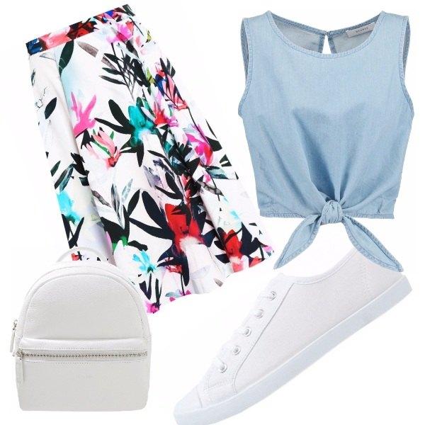 Outfit Elegante o sportiva?