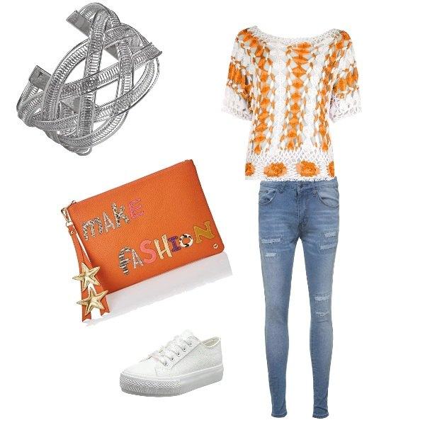 Outfit Semplice ma non noioso
