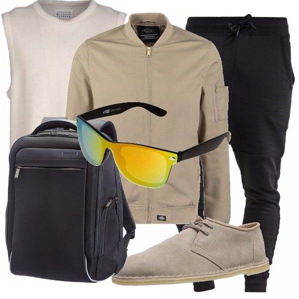Outfit Grunge elegante