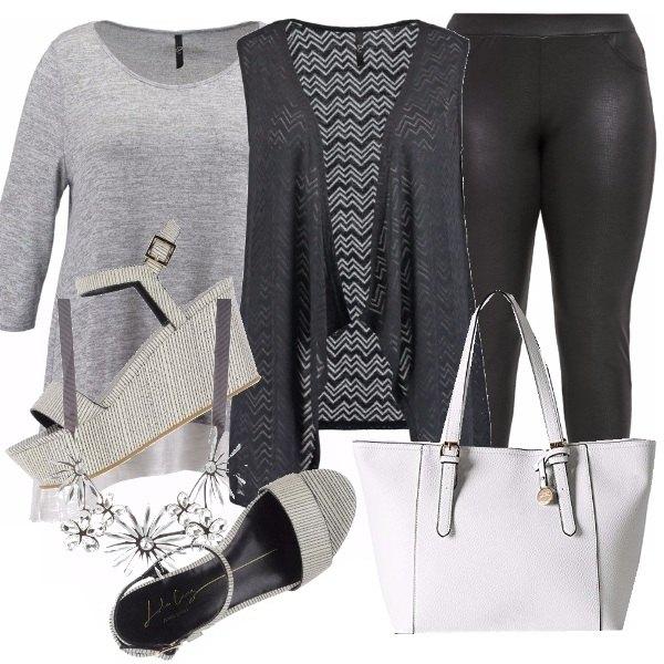 Outfit Passeggiata #curvy