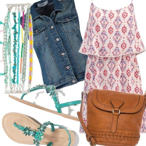 Outfit Boho & Sparkle