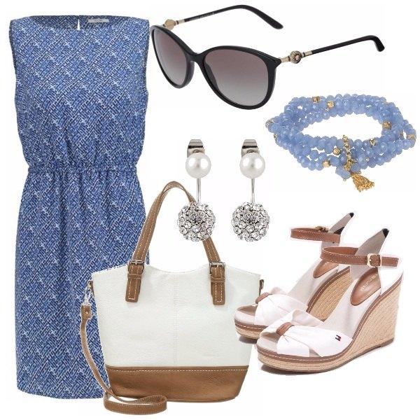 Outfit Per le vie di taormina