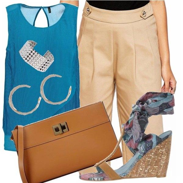 Outfit Look di mattina