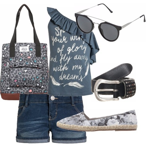 Outfit Grigio mon amour