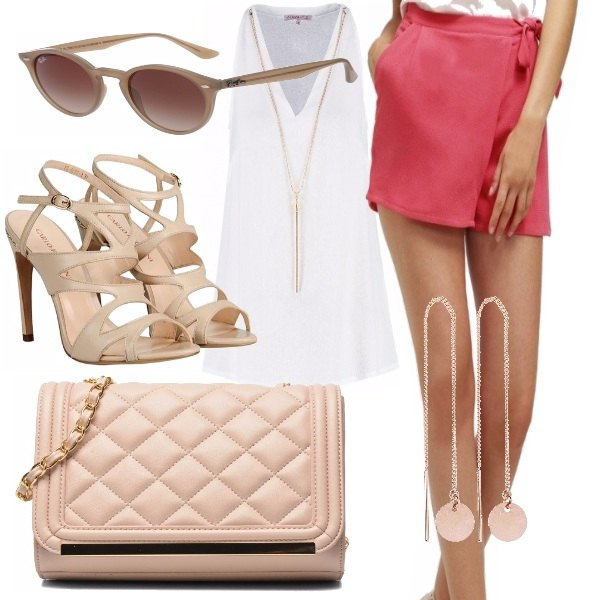 Outfit Chic shorts