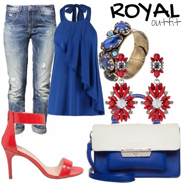 Outfit ROYAL
