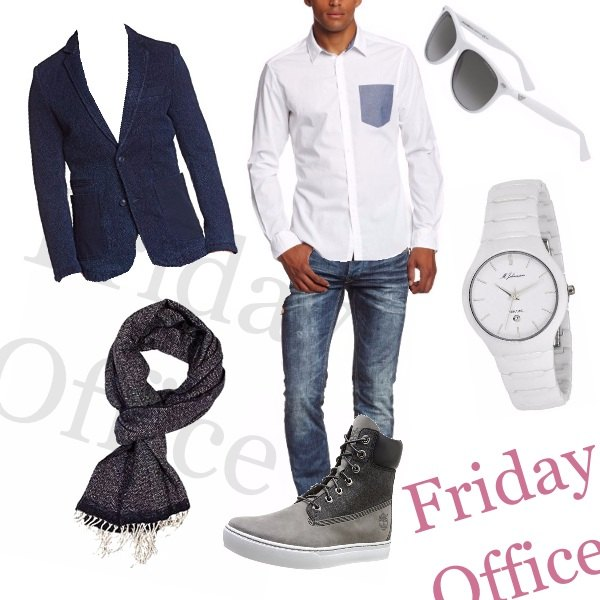 Outfit Friday Office