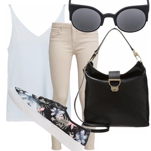 Outfit Ragazza semplice