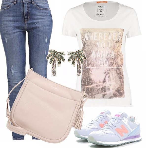 Outfit Go sporty