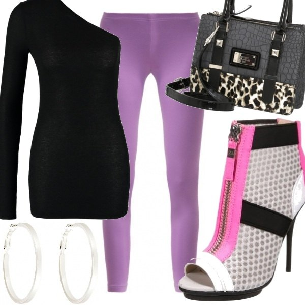 Outfit 80's