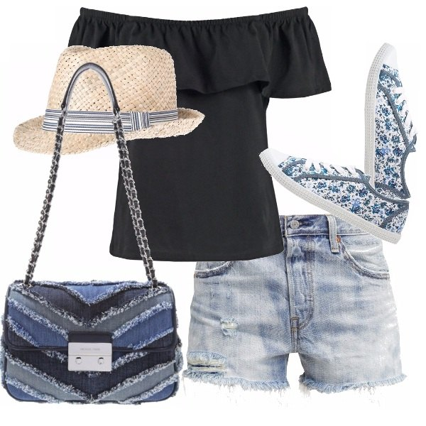 Outfit Si parte, vacanzeeee!