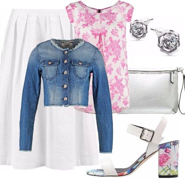 Outfit Un mazzo di rose