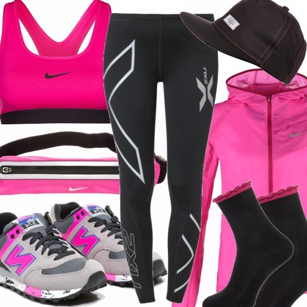 Outfit saturday in running
