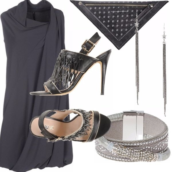 Outfit Minimal grey