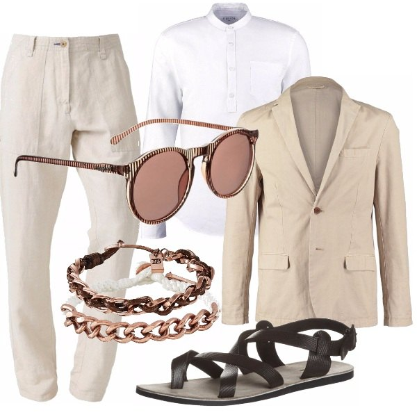 Outfit L'uomo ideale