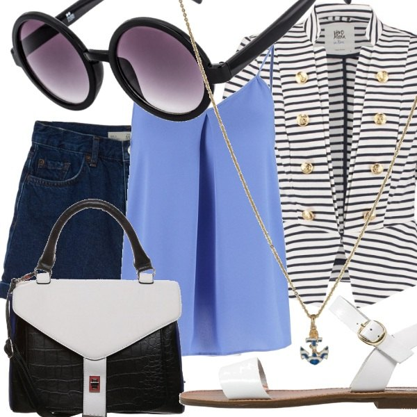 Outfit Sailor
