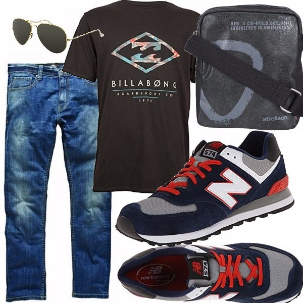Outfit Sabato
